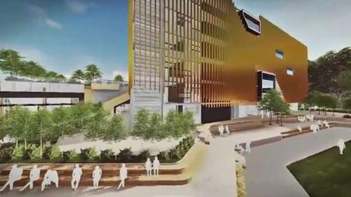 Government pledges more money to Adelaide city high school development