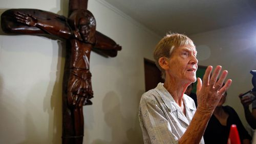 Patricia Fox: Kicking Australian nun out of Philippines an 'attack on the church'