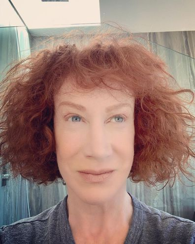 Kathy Griffin reveals she has stage one lung cancer.