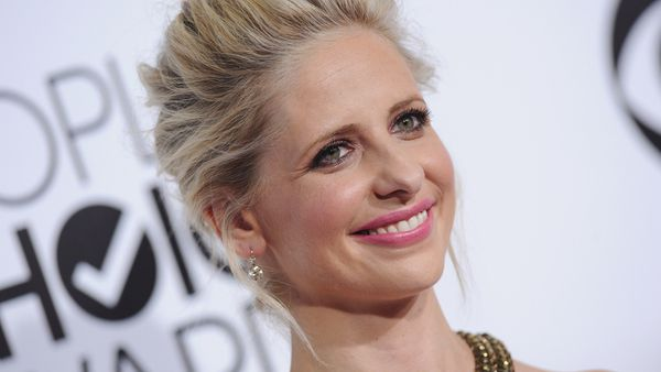 Sarah Michelle Gellar reveals post natal depression struggle. Image: Getty.
