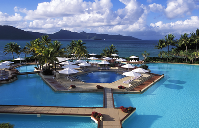 Intercontinental Hayman Island Whitsundays resort