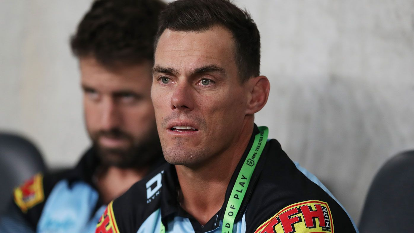 Paul Gallen concedes Sharks 'maybe shouldn't have started the season with John Morris' following messy coach split saga