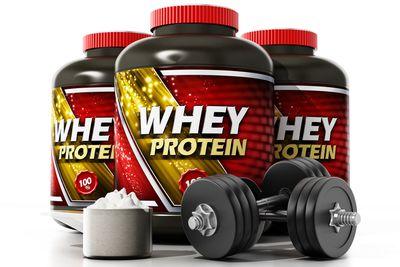 Whey protein: Works