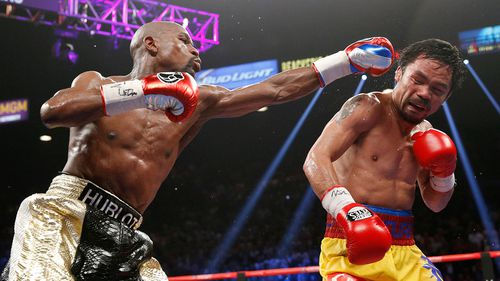 Floyd Mayweather stripped of WBO welterweight belt