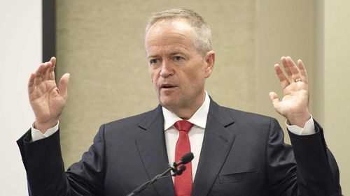 Bill Shorten has announced a domestic violence support package.