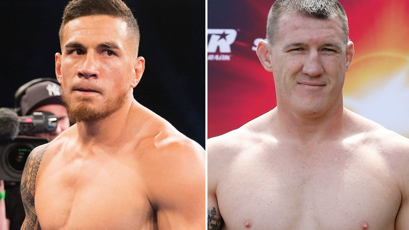 Sonny Bill Williams has confirmed he will fight Paul Gallen in the boxing ring. (Getty)