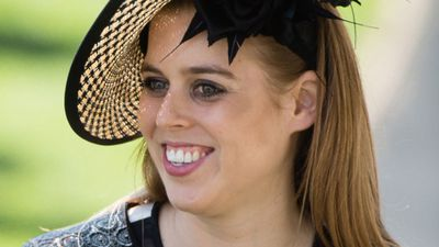 Princess Beatrice attends Royal Ascot, June 2018