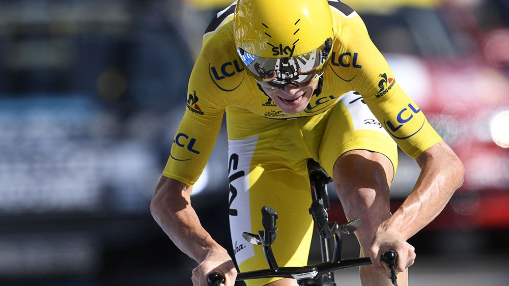 Chris Froome (AFP)