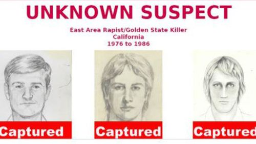 FBI Golden State Killer captured