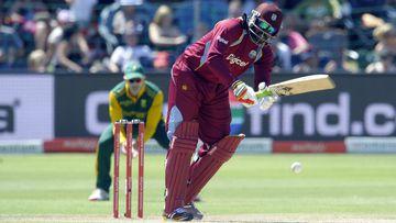 West Indies batsman Chris Gayle. (Getty)