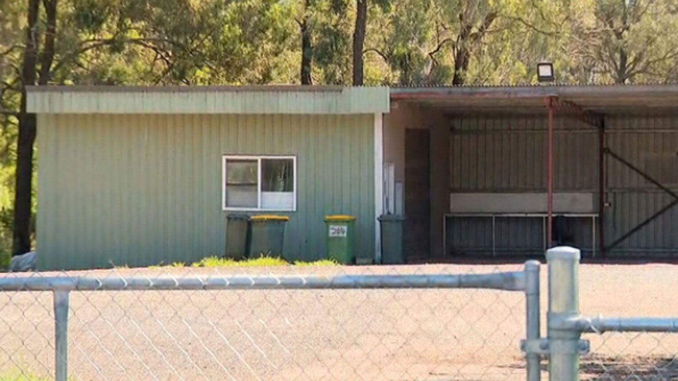 Estate agents find 'kidnapped' man