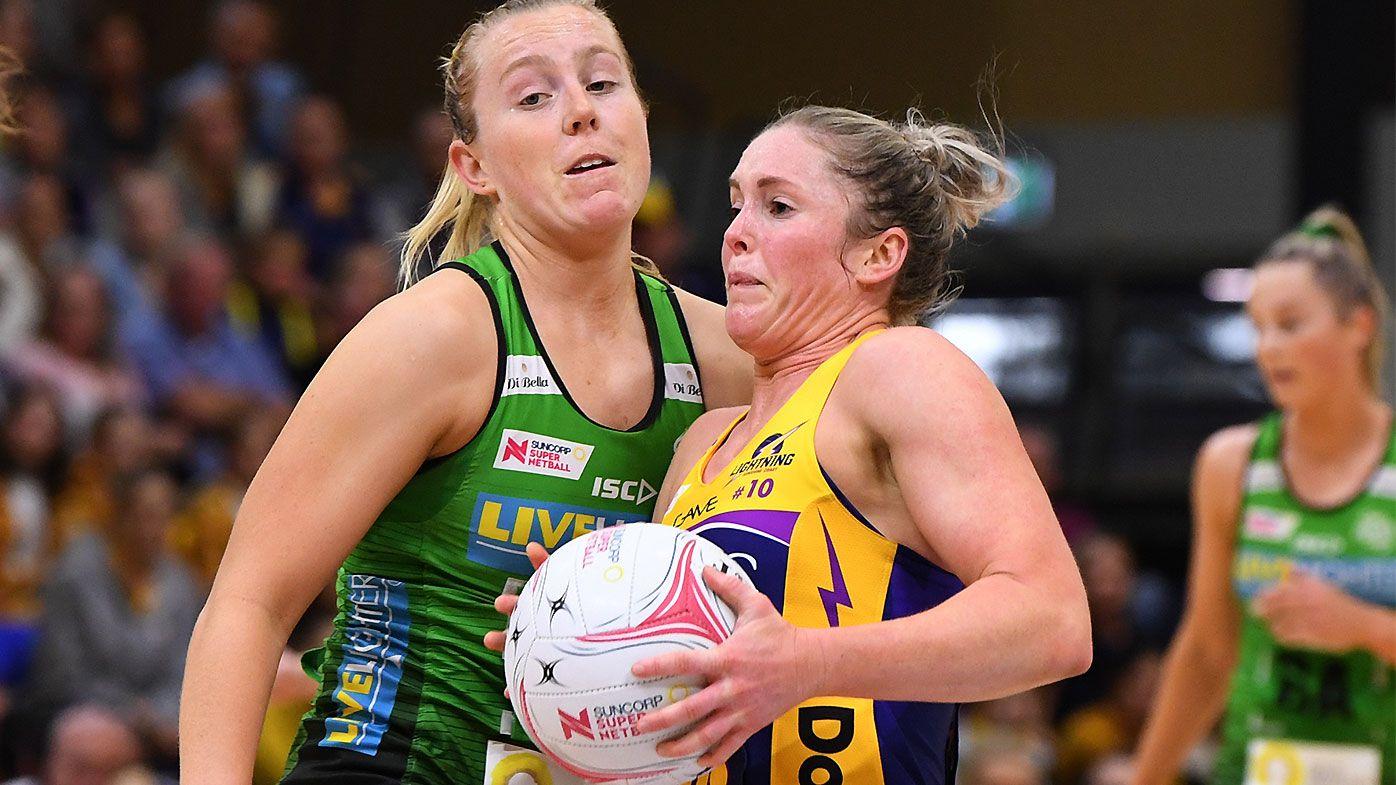 Laura Scherian stars in Sunshine Coast Lightning win over West Coast Fever