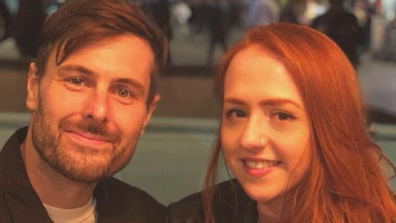 The couple met at a Starbucks in the UK.