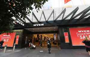 Aussie retail turnover plunges 17.7 per cent in April