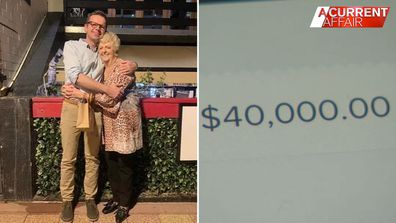 Elderly widow 'has no money left' after $40K loan betrayal.