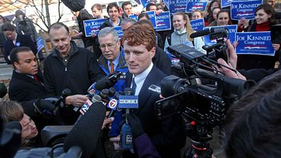 Joseph Kennedy III is the latest member of the family to serve in Congress.