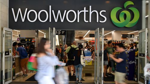Supermarket giant Woolworths has announced it will remove expiry dates from its gift cards from March 31, including on cards bought from the end of March last year (AAP).