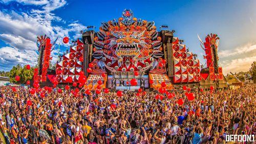 Defqon1 music festival cancelled in Australia