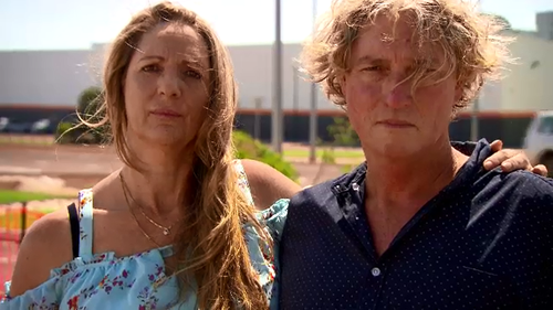 Kimdelia and Rod Cole claimed they moved the building because they feared they would be evicted.