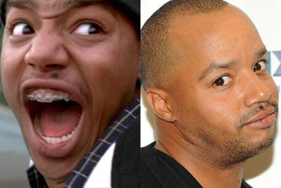 Who could forget this face? <br/><br/>Donald Faison may have lost his braces, but he's still just as adorable as his character Murray.