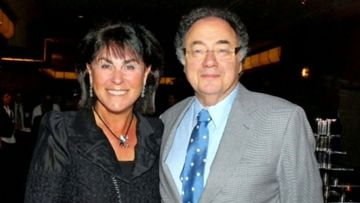 Honey and Barry Sherman.