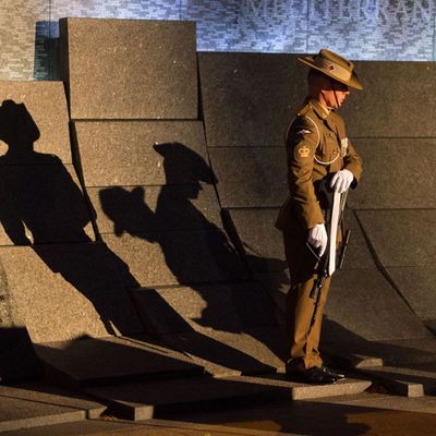 The Royal Family's tributes on Anzac Day