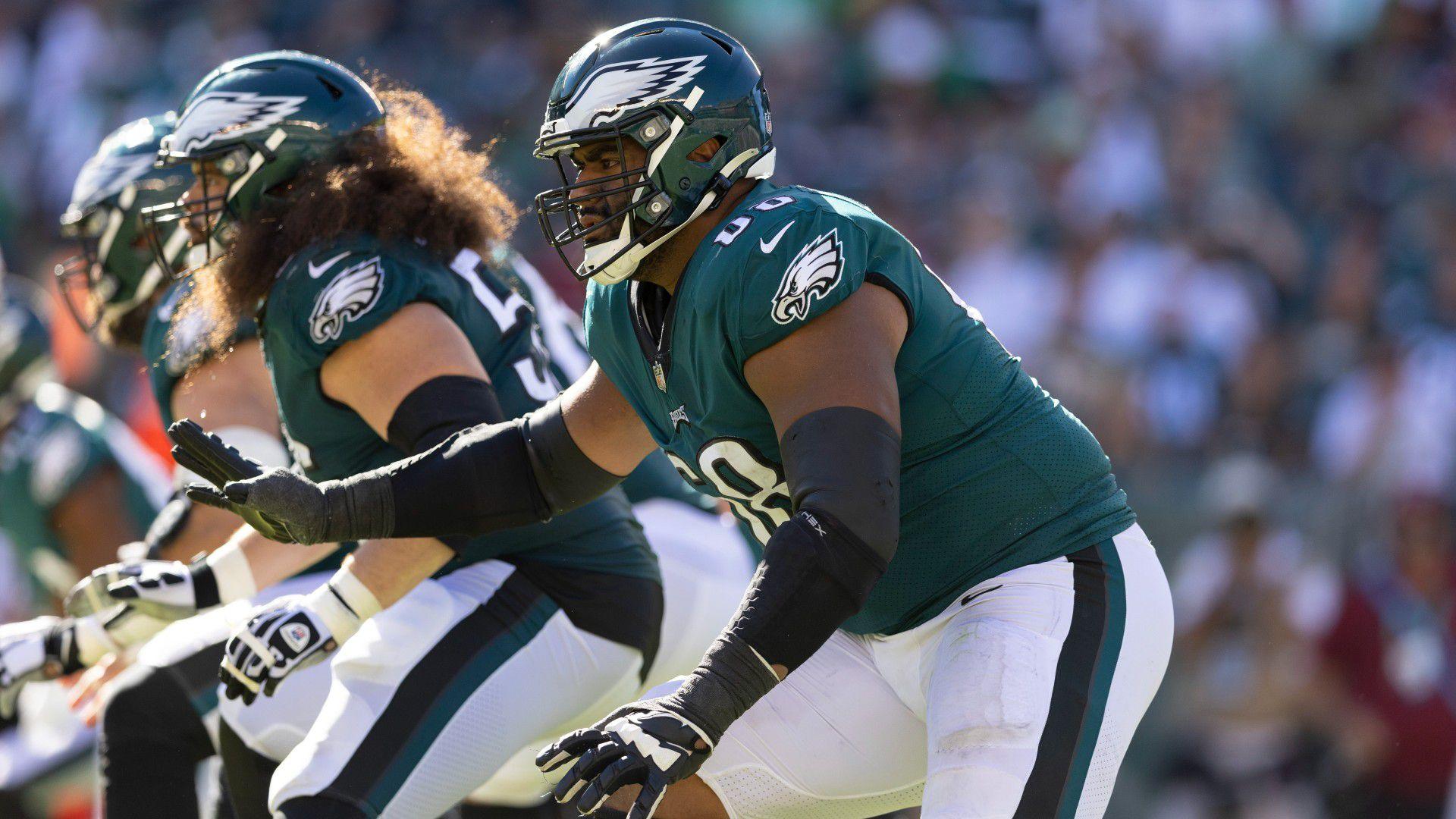 Aussie NFL star Jordan Mailata set to miss second straight game for Philadelphia Eagles