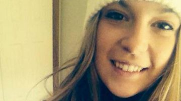 Kristy Blackney, 24, had been backpacking through Asia since last month