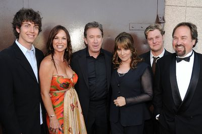 The last time we saw most of the cast together was at the TV Land Awards in 2009. Here's Taran Noah Smith (Mark), Debbe Dunning (Heidi), Tim Allen (Tim), Patricia Richardson (Jill), Zachery Ty Bryan (Brad) and Earl Hindman (Al).