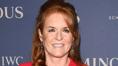 Sarah Ferguson at the BFI Luminous Fundraising Gala in London on October 1.