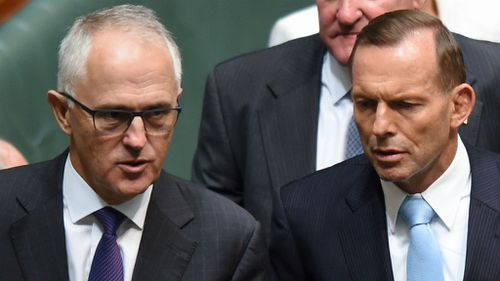 Turnbull retreats from Abbott's ABC call to roll heads
