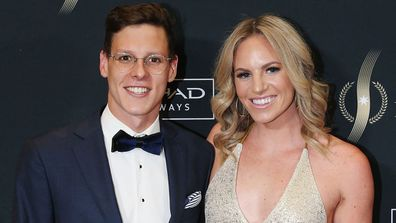 Emily Seebohm hits back at ex-boyfriend Mitch Larkin after alleged affair
