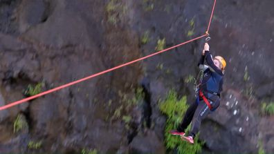 The Travel Guides go ziplining