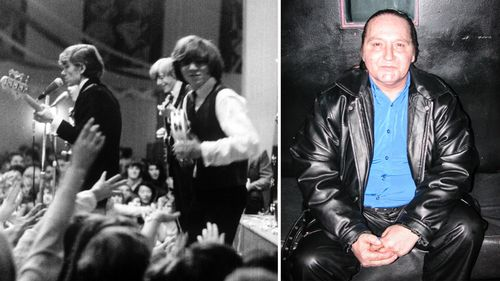 The Easybeats frontman Stevie Wright dies aged 68