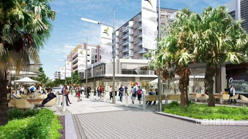 This is what the future could hold for parts of Campbelltown in Sydney's south-west.