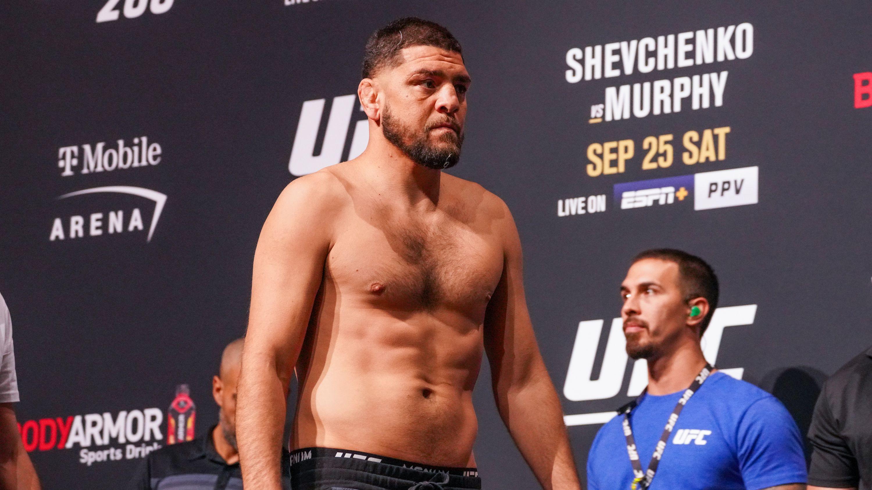LIVE: 'Tyson-esque' UFC star's troubling admission