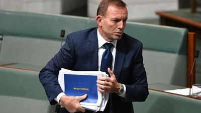 Tony Abbott accuses PM of 'unprecedented' neglect of backbench