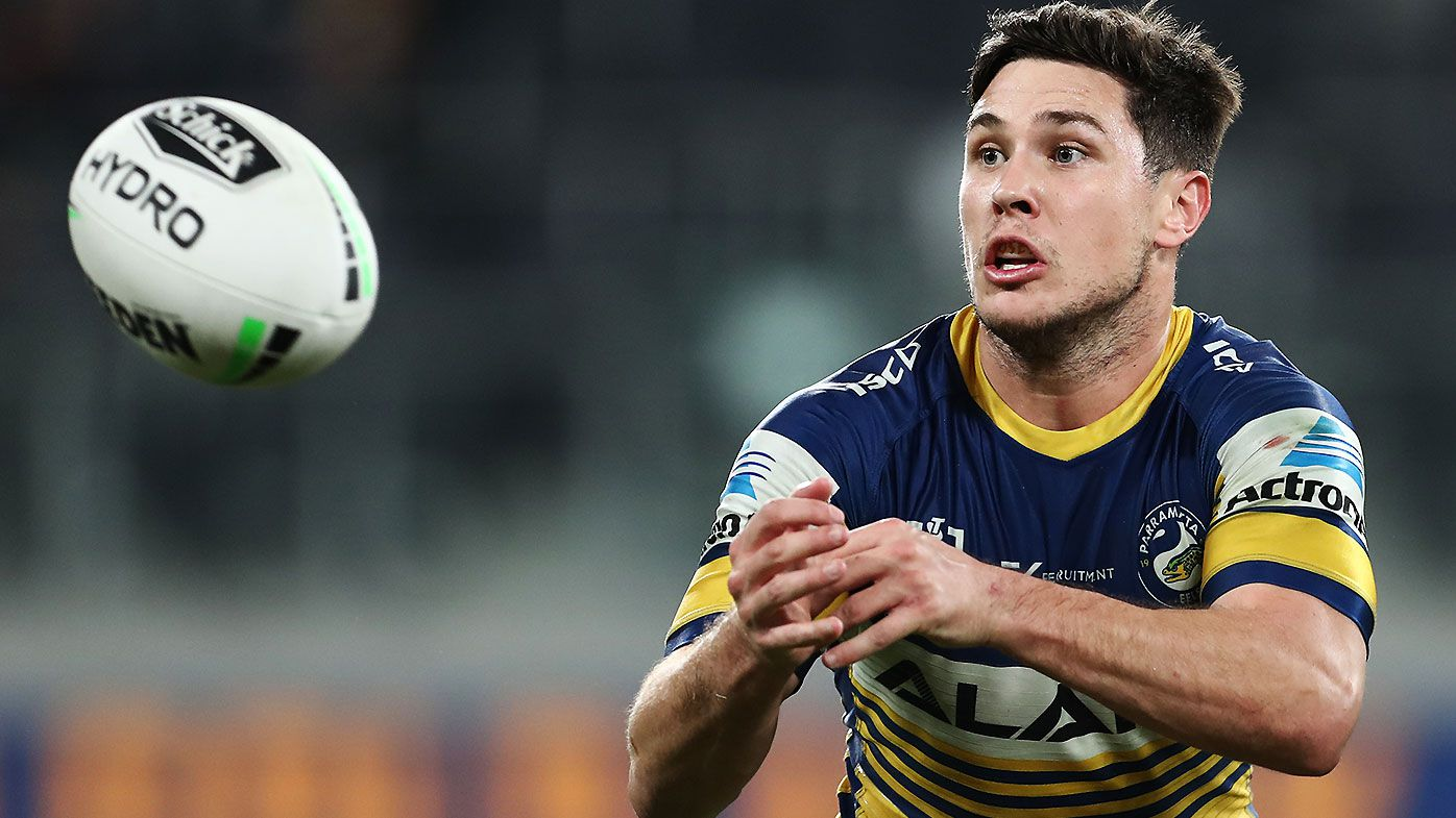 Parramatta Eels confident Mitchell Moses will make rapid return from calf injury