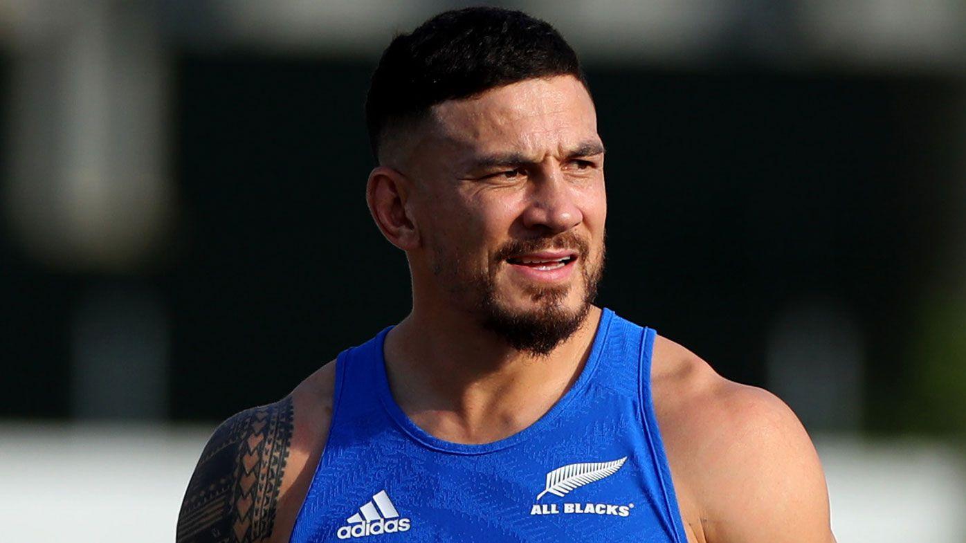 Samoa to approach Sonny Bill Williams for league team