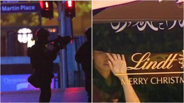 The chief sniper involved in the Lindt Cafe siege is suing NSW Police over their handling of the 2014 incident.