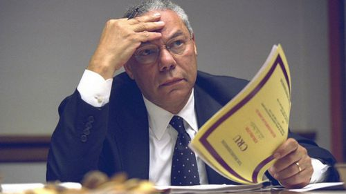 Former Secretary of State Colin Powell. (US National Archives)