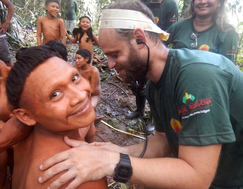 There were concerns the expedition could increase tension between the remote tribes people, but those who partook in the dangerous trek said it was a success.