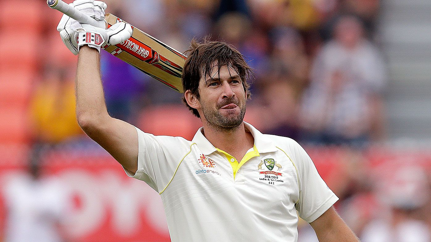 Joe Burns on Test cricket return for Australia v Pakistan