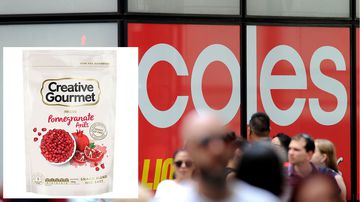 Warning over frozen pomegranates after Hep A death