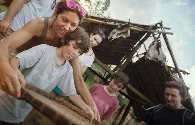 G Adventures family tours