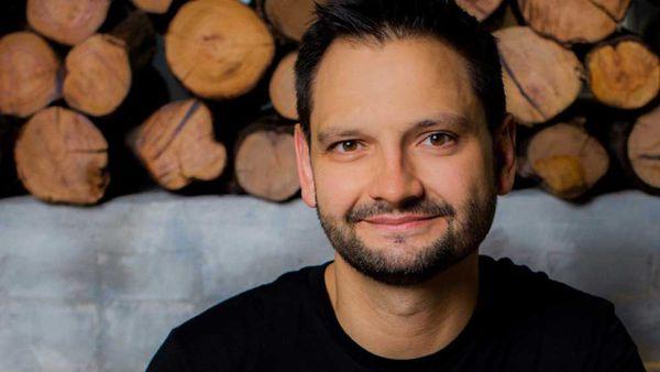 Chef Lennox Hastie of Firedoor