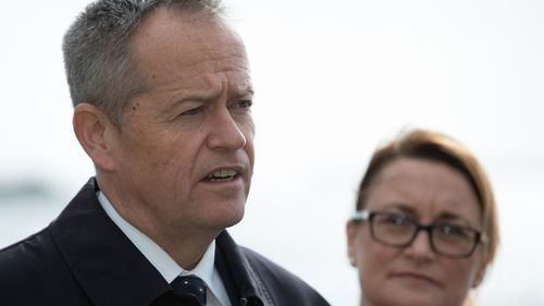 Opposition Leader Bill Shorten has previously offered to fund a public abortion clinic in Tasmania. Picture: AAP
