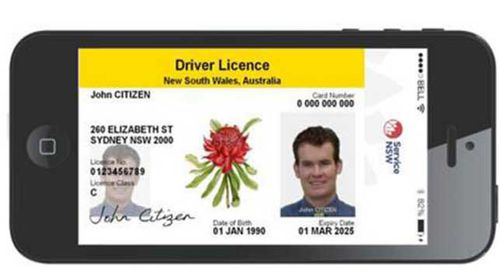Baird will introduce digital driver's licences if re-elected