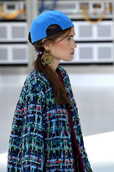 Chanel, spring/summer '17, Paris Fashion Week