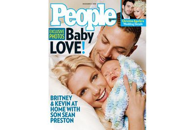 Babies for Britney! The singer's first bub with Kevin, a boy called Sean Preston Federline, was born on September 14, 2005.
